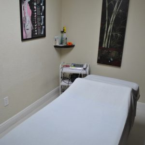 A room at Jimenez Chiropractic Med-Spa in Miami, FL